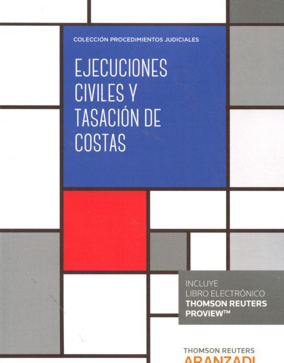 Ejecuciones civiles y tasación de costas