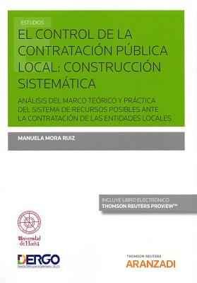 El control de la contratación pública local construcción sistemática