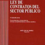 LEY DE CONTRATOS DEL SECTOR PÚBLICO 2018 CONCORDANCIAS, JURISPRUDENCIA, NORMAS COMPLEMENTARIAS E ÍNDICE ANALÍTICO