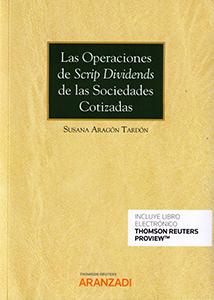 Las Operaciones de Scrip Dividends de las Sociedades Cotizadas