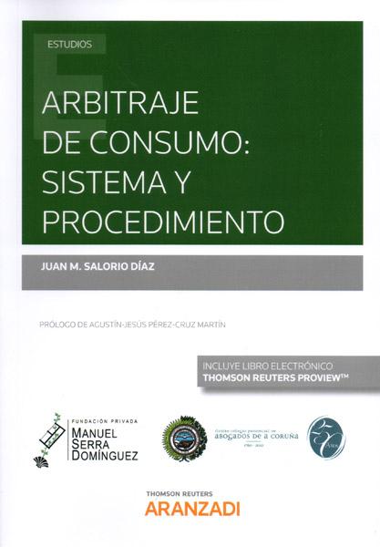 Arbitraje de consumo sistema y procedimiento