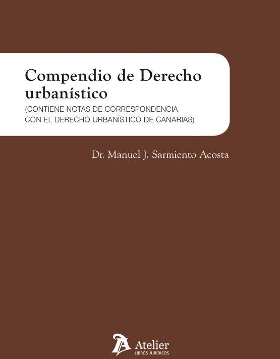 Compendio de Derecho urbanístico