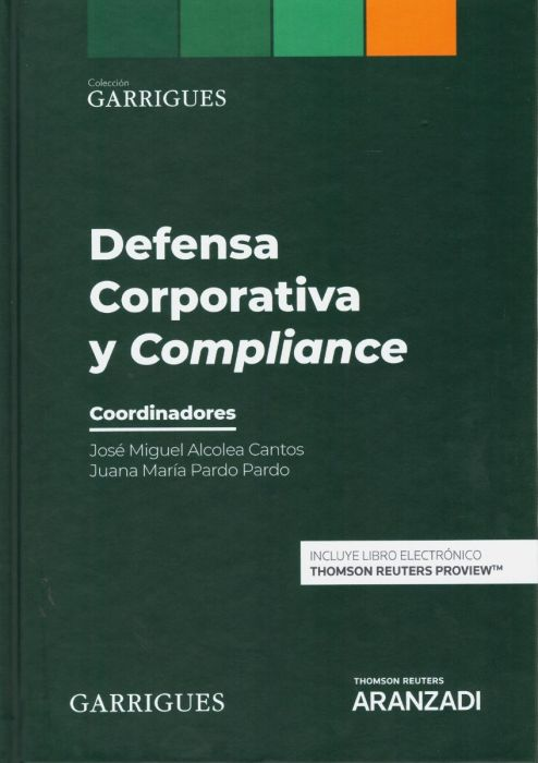 Defensa corporativa y compliance