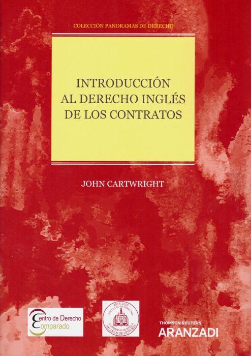 Introducción al Derecho inglés de los contratos