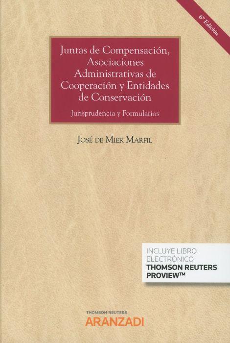 Juntas de Compensación, Asociaciones Administrativas de Cooperación y Entidades de Conservación