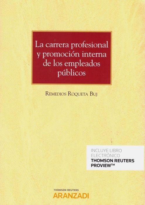 La carrera profesional y promoción interna de los empleados públicos
