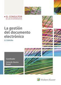 La gestión del documento electrónico