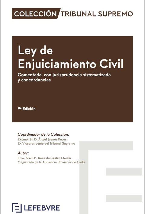 Ley de Enjuiciamiento Civil