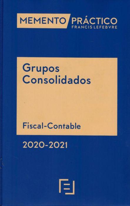 Memento Grupos Consolidados 2020-2021