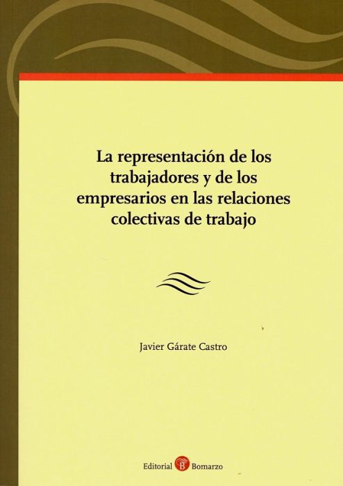 Representación de los trabajadores y de los empresarios en las relaciones colectivas de trabajo