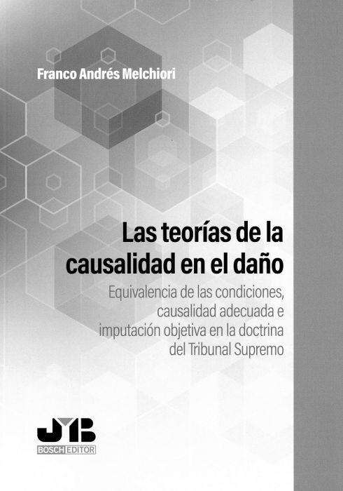 Teorías de la causalidad en el daño. Equivalencia de las condiciones, causalidad adecuada e imputación objetiva en la doctrina del Tribunal Supremo